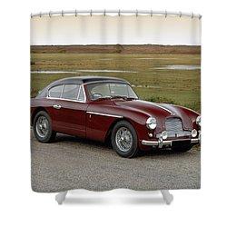 1956 Aston Martin Db 24 Mk II, 3.0 Shower Curtain