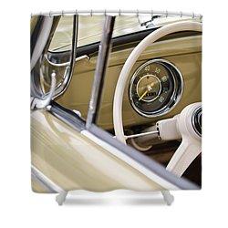 1956 Volkswagen Vw Bug Steering Wheel 3 Photograph by Jill Reger