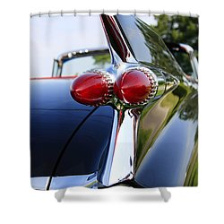 1959 Cadillac Shower Curtain