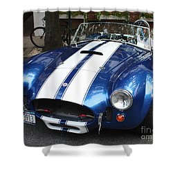 1965 Cobra Shelby Shower Curtain