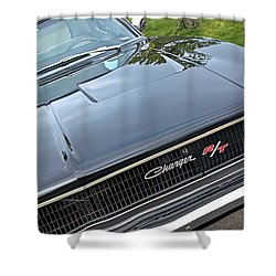 1968 Dodge Charger Shower Curtain