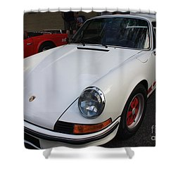 1973 Porsche Shower Curtain