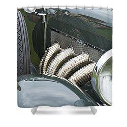 1932 Duesenburg Shower Curtain