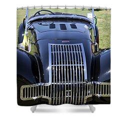 1947 Allard K1 Roadster Shower Curtain