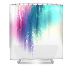 Apelles Shower Curtain