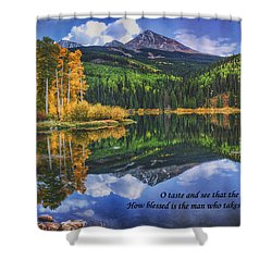 Approaching Storm  Shower Curtain by Priscilla Burgers