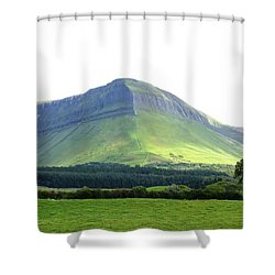 Ben Bulben Shower Curtain