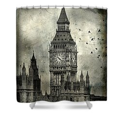 Big Ben Shower Curtain