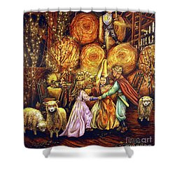 Children's Enchantment Shower Curtain