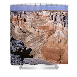 Coal Mine Canyon 1 Shower Curtain