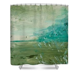 Everglades I Shower Curtain