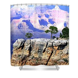 Grand Canyon 1 Shower Curtain by Will Borden