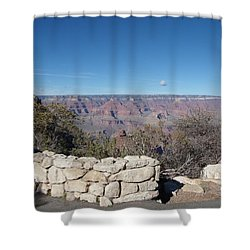 Shower Curtain featuring the photograph Grand Canyon by David S Reynolds