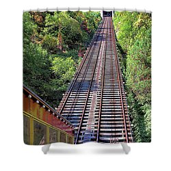Johnstown Incline Shower Curtain