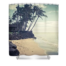 Shower Curtain featuring the photograph Kihei Maui Hawaii by Sharon Mau