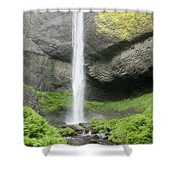 Latourelle Falls 4d Shower Curtain