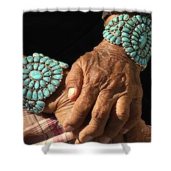 Life Celebration 23617 Shower Curtain