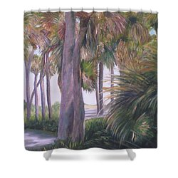Marineland Unchanged Shower Curtain