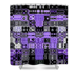 Motility Series 20 Shower Curtain by J D Owen