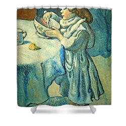 Picasso's Le Gourmet Shower Curtain