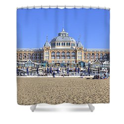 Scheveningen Shower Curtain by Joana Kruse