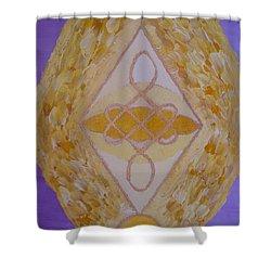 Shriwatsa Shower Curtain