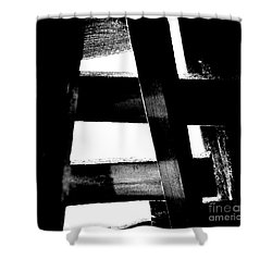 Soundly Grounded Shower Curtain by Lauren Leigh Hunter Fine Art Photography