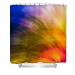Summer Bloom Shower Curtain