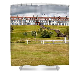 Turnberry Resort Shower Curtain