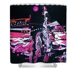 You Are So Beautiful To Me Shower Curtain