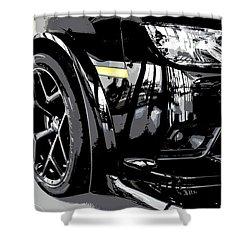 2014 Chevrolet Camaro Z28 Xl Shower Curtain