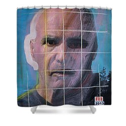 2264 Shower Curtain