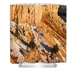 Bryce Shower Curtain