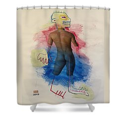 2546 Shower Curtain