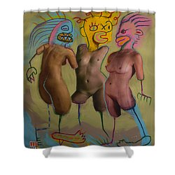 2559 Shower Curtain