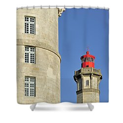 Shower Curtain featuring the photograph 130109p105 by Arterra Picture Library