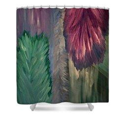 Balance Shower Curtain by Bamhs Blair