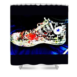 Chuck Taylor Shower Curtain