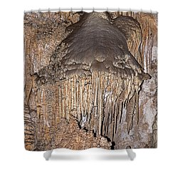 Dolls Theater Carlsbad Caverns National Park Shower Curtain