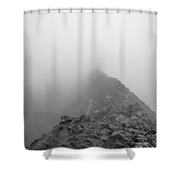 Helvellyn Shower Curtain