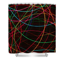Kinetic Shower Curtain