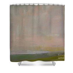 Pink Dusk Shower Curtain