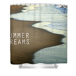 Summer Dreams Shower Curtain by Guido Montanes Castillo