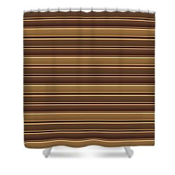 Template Diy Background Sparkle Golden Brown Stripes Crystal Stone Blank Sheet Art Download Lowprice Shower Curtain