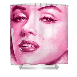 Very Beautiful Shower Curtain by Atiketta Sangasaeng