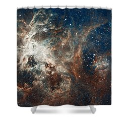 30 Doradus Shower Curtain by Nasa