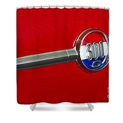 '300' Shower Curtain by Dennis Hedberg