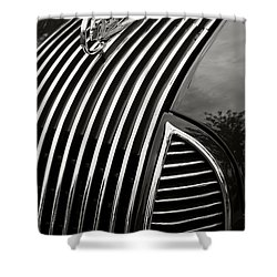 '36 Pontiac  Shower Curtain