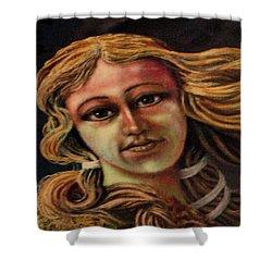 Aphrodite-venus Shower Curtain by Genio GgXpress
