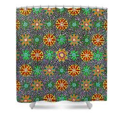 Ayahuasca Vision Shower Curtain